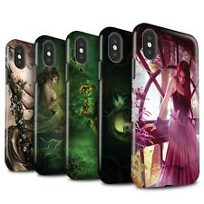 Official Elena Dudina Matte Tough Case for Apple iPhone X/10 /One with Nature