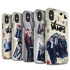 The Vamps Matte Tough Case/Cover for Apple iPhone X/10 /The Vamps Doodle Book