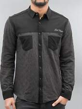 Just Rhyse Uomini Maglieria / Camicia Quilted