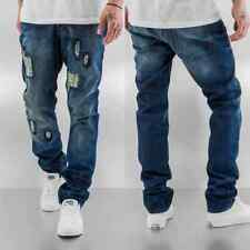 Just Rhyse Uomini Jeans / Jeans straight fit Sunny