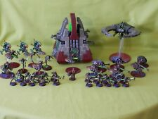 WARHAMMER 40K NECRON PAINTED ARMY - MANY UNITS TO CHOOSE FROM