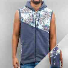Just Rhyse Uomini Giacche / Gilet Flower