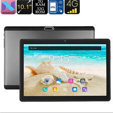 "10.1 "" pouces Android 7.0 Octa-Core 32GB PC Tablette Dual SIM 4G Wi-Fi HD"