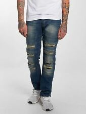 Red Bridge Uomini Jeans / Jeans straight fit Destroyed
