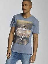 Sublevel Uomini Maglieria / T-shirt Live Your Life
