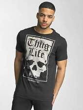 Thug Life Uomini Maglieria / T-shirt Established 187