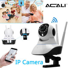 ACALI Home Security IP Camera HD Night Vision Webcam Baby Monitor/Memory Card