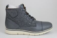 Tommy Hilfiger Men's Ferguson Boots Gray Brand New In Box