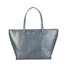 Cavalli Class Borse Donna Shopping bag Blu 81725 moda1