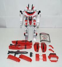 Jetfire ~100% Complete Vintage Hasbro G1 Transformers Action Figure W MANUAL