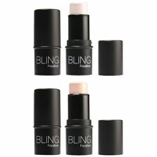 2Colors Highlighter Stick Shimmer Powder Waterproof Light Face Cosmetic Bronzer