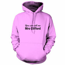 You Can Call Me Mrs Clifford - Sudadera Capucha Unisex/Sudadera Con - MICHAEL -