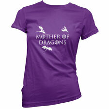 Mother of Dragons - Mujer / Camiseta Mujer - 11 Colores - TV