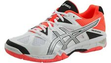 Asics indoor-schuhe gel-tactic W Mujer White / Plateado / Coral