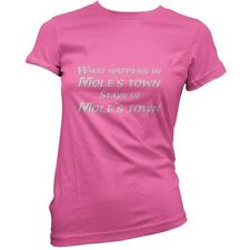 Topos Town - Mujer / Camiseta Mujer - NIGHTS WATCH - TV-11 Colores