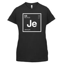JEN PERIÓDICO Element - Mujer / Camiseta Mujer GEEK - 14 Colores