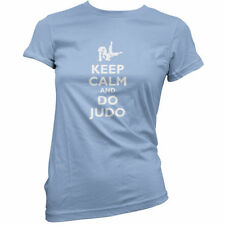 keep calm and Do Judo - Mujer / Camiseta Mujer- Fighting- ARTES MARCIALES