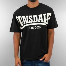 Lonsdale London Uomini Maglieria / T-shirt York