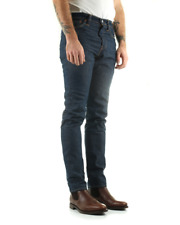 X Levis 510 Skinny Fit Mens Jeans - Broken Raw