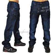 Peviani 888 Jeans,HIP HOP URBAN Time Is Money G A,COMBATTIMENTO ROCKSTAR indaco
