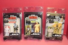 STAR WARS SAGA COLLECTION UGH CHOICE HOTH STORMTROOPER, BOSSK, or SAND PEOPLE