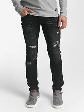 Sixth June Uomini Jeans / Jeans slim fit Destroyed
