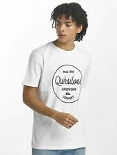 Quiksilver Uomini Maglieria / T-shirt Classic Morning Slides