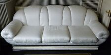 Italian Sofas/Settees. Three Seater, Two Seater and Armchairs (Set or Separate)