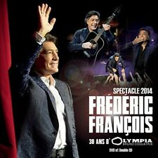 30 Ans D'Olympia Live 2014 - Frederic Francois (2015, CD NEUF)