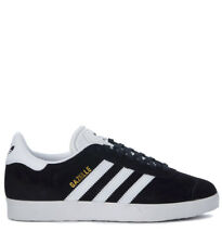Sneaker adidas Originals Gazelle in pelle nera