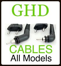 GHD REPLACEMENT CABLES AND CONNECTORS FOR ALL MODELS. FAULTY BROKEN SPARES