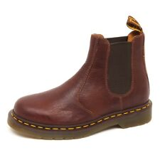 D7214 (without box) beatles donna brown DR. MARTENS 2976 vintage boot woman