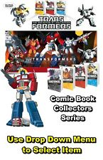 Transformers The Definitive G1 Collection Comic Book Collectors Series - New