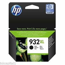 HP N 932XL NERO ORIGINALE OEM CARTUCCIA A GETTO di inchiostro CN053AE OFFICEJET