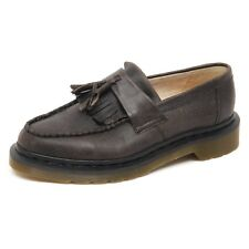 D7490 (without box) mocassino donna brown DR. MARTENS ADRIAN vintage shoe woman