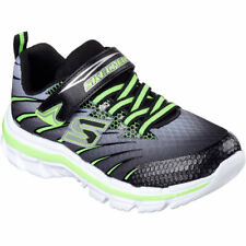Skechers Boys Nitrate - Pulsar Breathable Athletic Sports Trainers