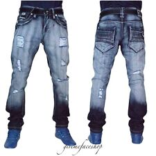 Peviani BAR Uomo strappa Jeans, HIP HOP G dritto STAR Designer IND
