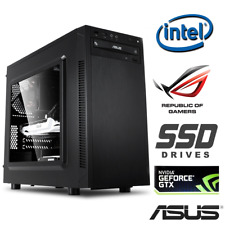 ASUS GAMER PC SSD Intel Core i7 8700K 6x 4.70GHz  6GB Asus GeForce GTX 1060