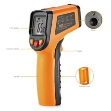 Handheld LCD Non Contact Digital Laser Infrared Thermometer Temperature Gun