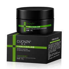 CUCNZN Bamboo Charcoal Black Face Mask Deep Cleansing Purifying