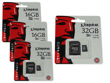 KINGSTON Tarjeta Memoria Micro SD MicroSD 8 16 32 GB 8GB 16GB 32GB Clase 4 10