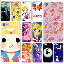 Sailor Moon Sailor Mercury Lovely Cute Hard Cover Case for Apple iPhone 7 7 Plus