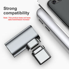 Magnetic USB C to USB C Charging Cable Adapter for Macbook Pro and USB C Device