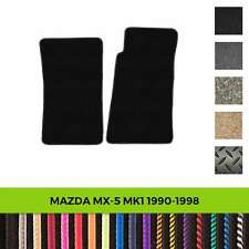 Custom Tailored Fit Car Mats, Mazda MX5 MK1 1989-1997