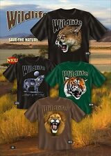 Fun COLLECTION Camiseta FAUNA Natural Animales Regalo Elección Estampado