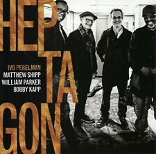 Heptagon - Matthew / Shipp,Matthew / Parker,William Shipp (2017, CD NEUF)