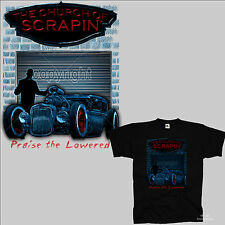 AUTO SPORTIVA LOW RIDER T-SHIRT rockabilly-kustom Speed Shop Kulture GARAGE 1104