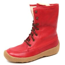 D8494 (without box) stivale donna red COUGAR boot woman