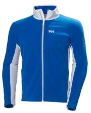 Helly Hansen COSTIERA POLARTEC GIACCA IN PILE 53016/563 OLIMPICO Blu NUOVO