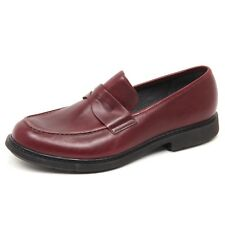 D9372 (without box) mocassino uomo CAMPER bordeaux scarpe loafer shoe man
